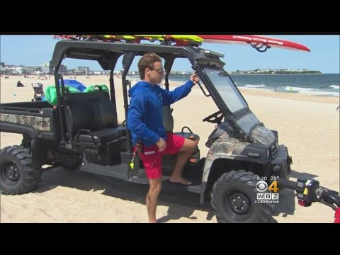 Needles In Sand Becoming Issue At Hampton Beach