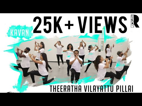 Kavan - Theeratha Vilayattu Pillai | Vijay Sethupathi | RECKLESS | #NIROBCHOREOGRAPHY |