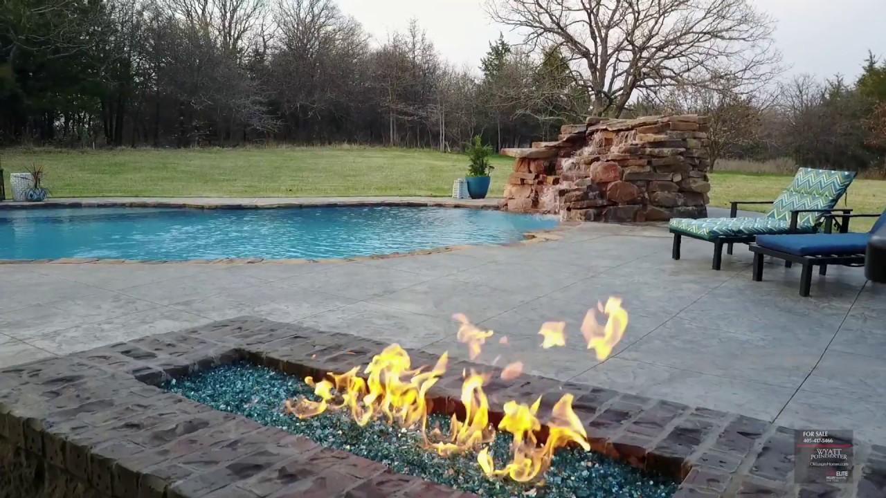 Luxury Modern Farmhouse In Edmond Oklahoma KW Luxury Homes
