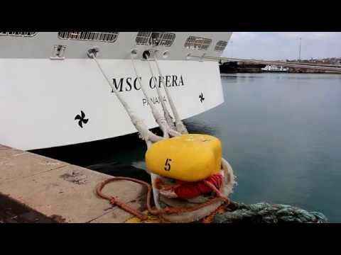 MSC OPERA Cape Town To Port Elizabeth (Khilesh)