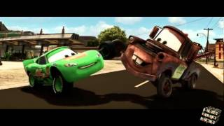 you might think green lighting cars movie music video