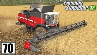 Nie ma to jak nowe maszyny  - Farming Simulator 17 (#70)
