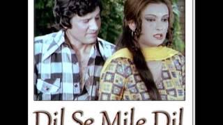 Dil Se Mile Dil Karaoke (Kishore Kumar)