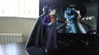 Hot Toys   Batman 1989   Batman DX09 and Joker DX08