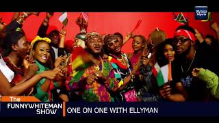 FUNNYWHITEMAN SHOW: One on one with Ellyman