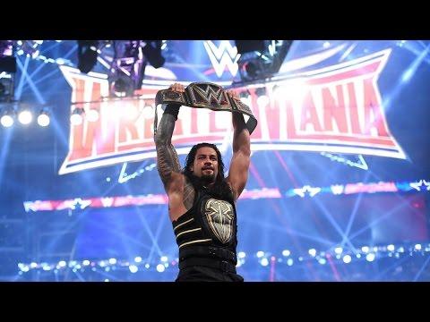 Roman Reignsin Yaşadığı Şampiyonluklar #3