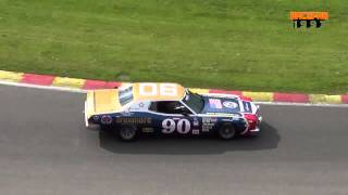 Nascar Ford Torino 24h Le Mans 1976 Spa Summer Classic 2013