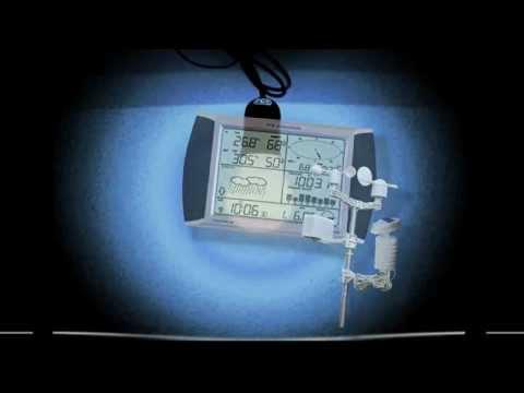 PCE-FWS 20 meteorological station