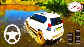 Prado 2020 - Offroad Prado Simulator 2020 - Android GamePlay - Offroad Prado Driving #5