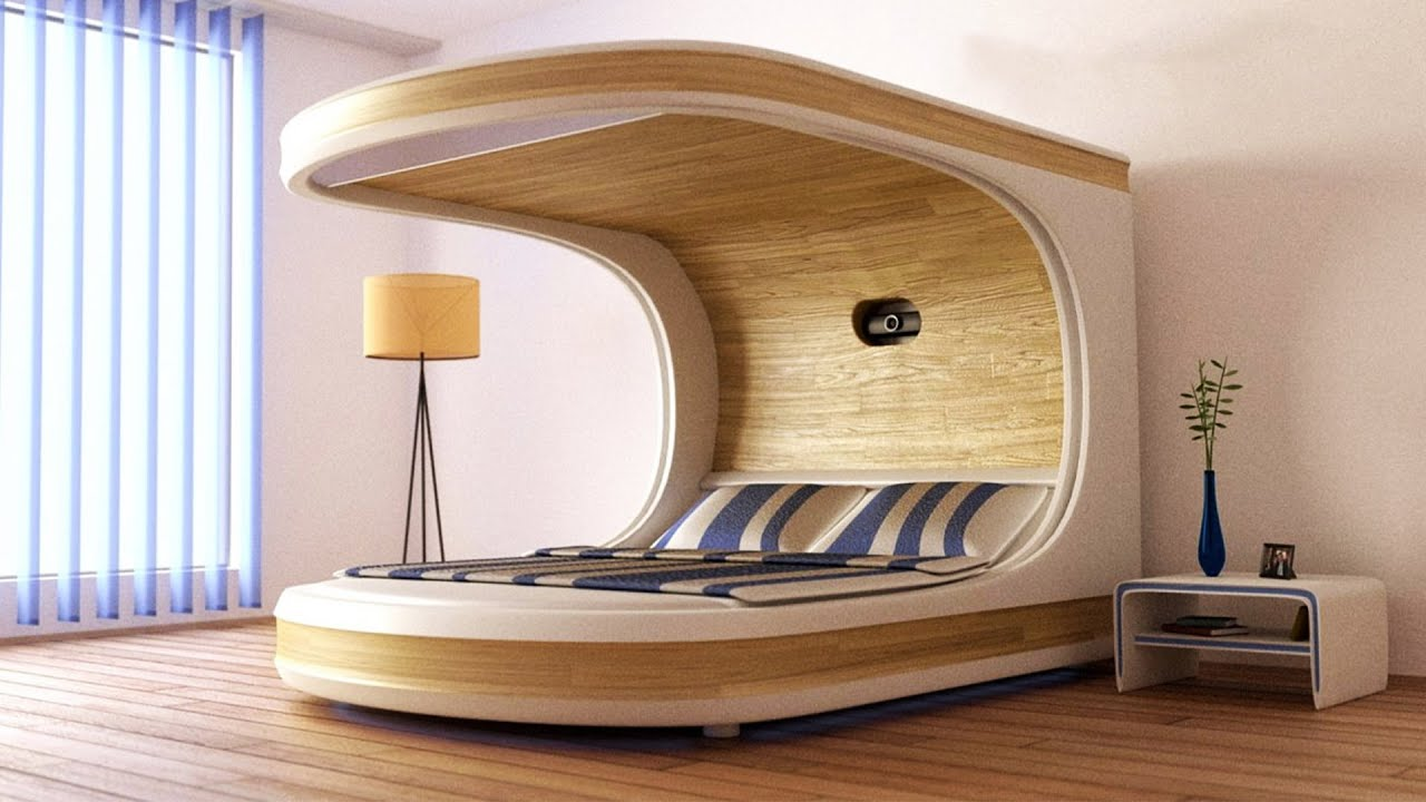 Download INCREDIBLE BEDROOMS For SMALL SPACES │Space Saving Furniture