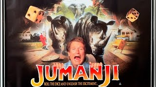 Jumanji - Trailer Deutsch HD