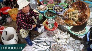 Chợ Phước Hải, tôm, cá, mực ngợp mặt | Thiên đường ẩm thực Bà Rịa - Vũng Tàu