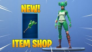 *NEW* PRICKLY PATROLLER SKIN! Fortnite Item Shop April 4th, 2019