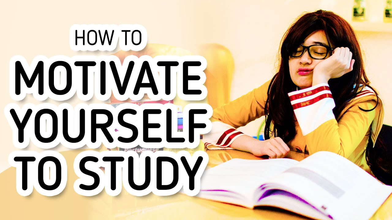 How do you get yourself into the mood for studying?