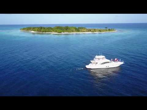 Hatchet Caye Resort - An Above & Below View Of A Belize Private Island