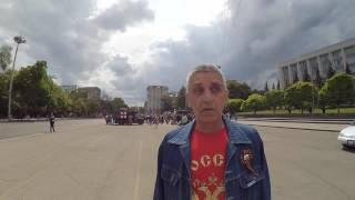 Молдова 08 05 2016 : Кишинёвцы Против НАТО !!!