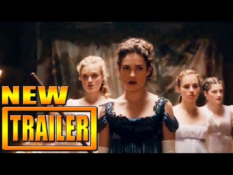 Pride and Prejudice and Zombies UK Trailer Official