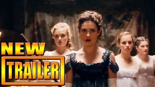 Pride and Prejudice and Zombies Trailer Official