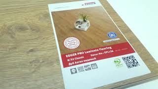 EPL156 235237 Дуб Азгил медовый Egger Pro Classic GAG обзор характеристик