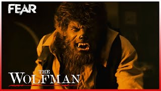 Wolfman Vs Wolfman | The Wolfman (2010)