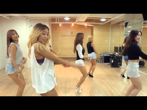 SISTAR 'I Swear' mirrored Dance Practice