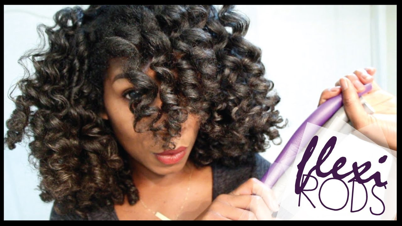 How To Cheat A Flexi Rod Set Easy Technique Heatless