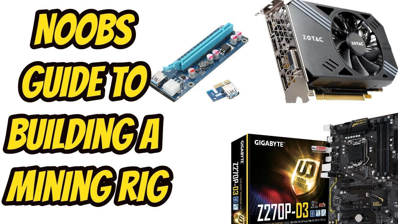 cryptocurrency mining gaming rig