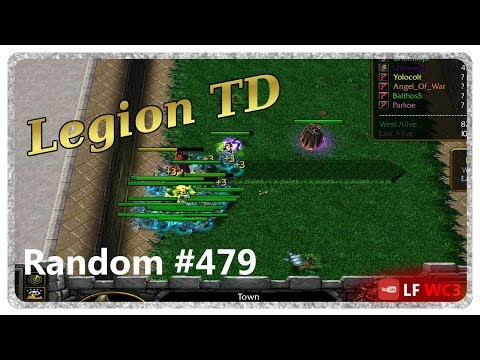 Legion TD Random #479 | LoD + Phantom Reunited