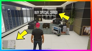 These SECRET Tricks Will Save You Time & Money While Sourcing Special Cargo Missions In GTA Online!