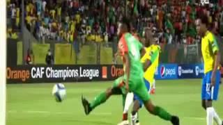 اهداف مباراة ( ماميلودي صن داونز 2-0 زيسكو يونايتد ) نصف نهائي دوري أبطال أفريقيا