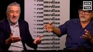 Robert DeNiro & Danny DeVito On Donald Trump | NowThis