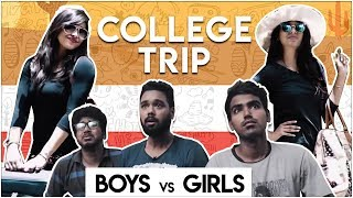Every College Trip | Comedy Video | NYK