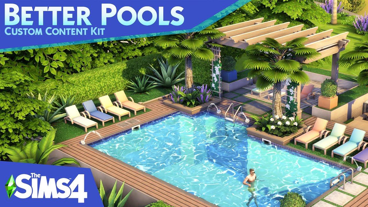 MOJAVE MANOR || Luxury Family Estate || 4 Bdr + 5 Bth + NO CC || The Sims 4 Speed Build