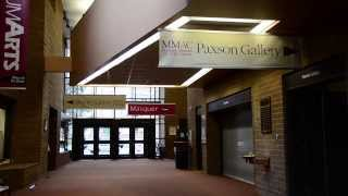 UM Family Weekend 2013 Montana Museum of Art & Culture Tour