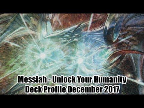 Messiah - Unlock Your Humanity - Cardfight Vanguard Deck Profile December 2017