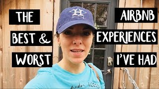 Gambar cover The Best and Worst Airbnb Experiences I've Ever Had! | Road Trip Soul