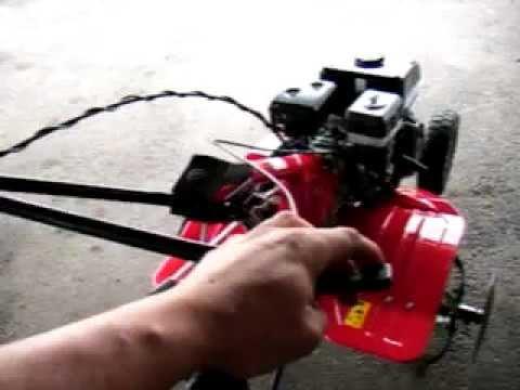 ARRANCAR MOTOR 4 TIEMPOS DE MOTOAZADA WWW.SOLOMAKINAS.COM