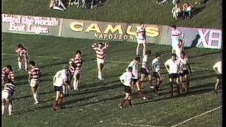USA vs JAPAN Rugby World Cup 1987 - Gary Lambert
