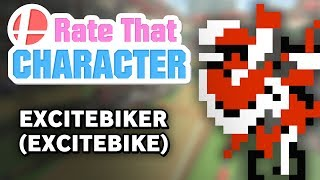 Excitebiker - Rate That Character