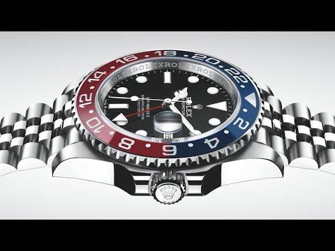New Rolex GMT Pepsi versus Batman, Rolex 126710 BLRO vs Rolex 116710 BLNR