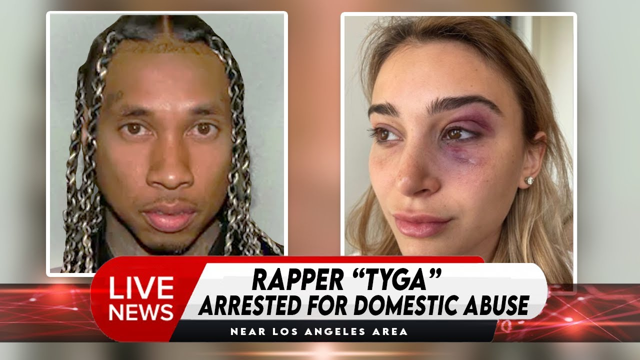Tyga Going to PRISON For ABUSIVE RELATIONSHIP With His EX GIRLFRIEND