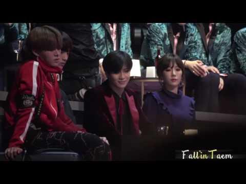 [Fall'in Taem]161202 MAMA 03 대기석+수상