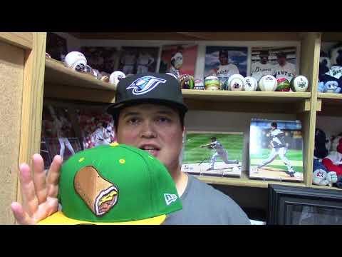 New Era MLB Hat Review MILB Omaha Storm Chasers Runza