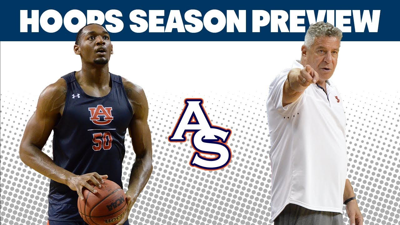 Auburn Tigers Basketball 2019 20 Preview