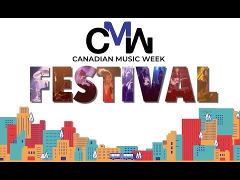 Canadian Music Week 2018