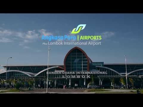 Lombok International Airport, Praya
