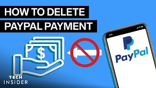 How To Cancel A PaỳPal Payment