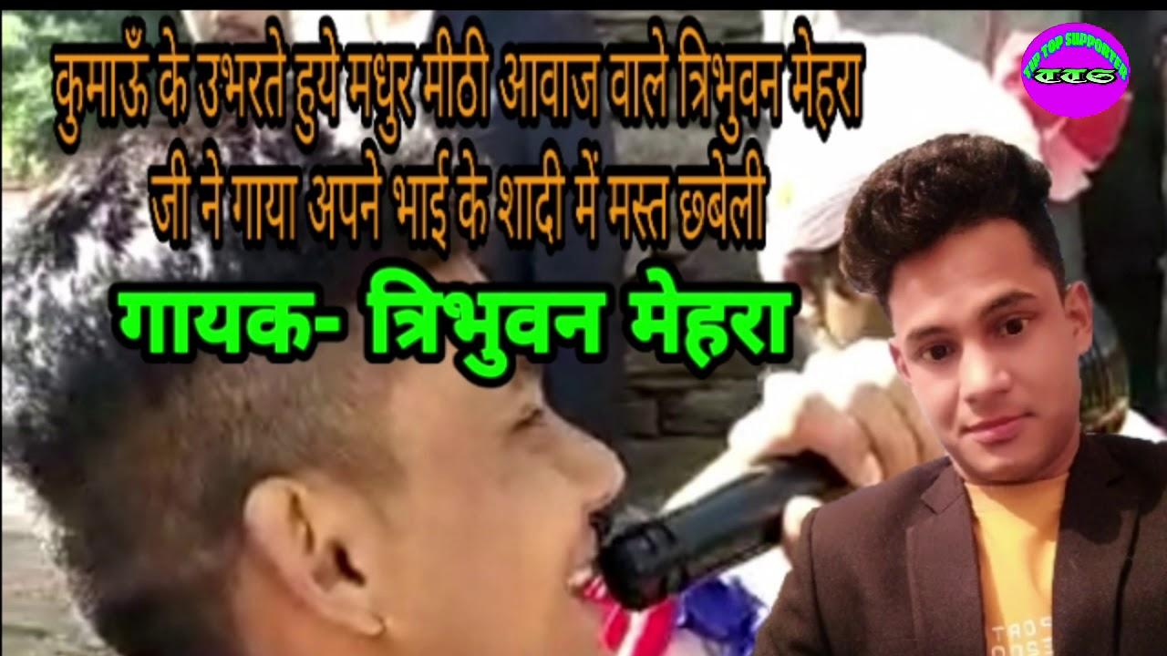 Download #Tribhuwan #mehra #chhbeli  जरूर सुनें-त्रिभुवन मेहरा जी ने गाया अपने भाई की शादी में मस्त छबेली