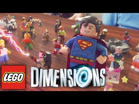 Lego Dimensions review: the best Lego game yet – just beware
