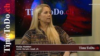 Das Schicksal meint es gut mit dir! - Nadja Haddon, TimeToDo.ch 06.03.2017
